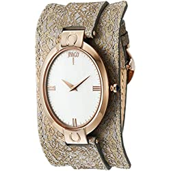 Jivago Women's 'Good luck' Swiss Quartz Stainless Steel Casual Watch (Model: JV1832)