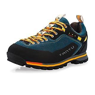 RDJM Chaussures de sport pour hommes en plein air imperméable chaussures de randonnée Casual chaussures de course Mountaineer chaussures automne hiver , a , 39