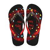 Sandales d'été femme anti-dérapant intérieur pantoufles de mode chaussures de plage ( taille : EU38/UK5.5/CN38 )