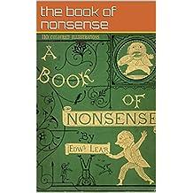 A Book of Nonsense (English Edition)