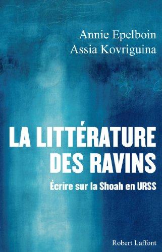 Livres gratuits en ligne La littérature des ravins pdf epub