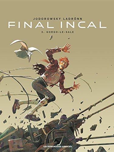 Final Incal intégrale