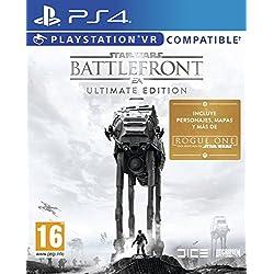 Star Wars: Battlefront - Ultimate Edition - Videojuego PlayStation VR (PS4)