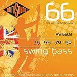 Rotosound SWING BASS Guitar Medium Light Gauge Set Strings 35 35s 35w 0.35 wound