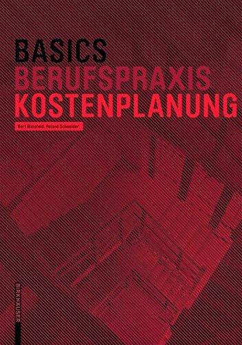 Basics Kostenplanung by Bert Bielefeld (2014-01-20)
