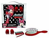 Coriex D96411 Haarset Bestehend aus Bürste, Klammern und Haarnadeln Im Disney Minnie Design