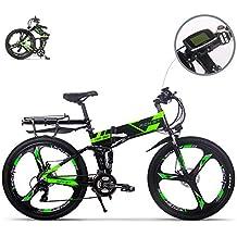 eBike RICHBIT RLH-860 bicicleta eléctrica bicicleta de montaña plegable MTB  e bicicleta 36V   250W da5cd3f9ec3
