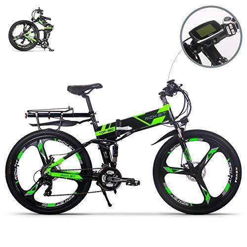EBike_RICHBIT RLH-860 bicicleta eléctrica bicicleta