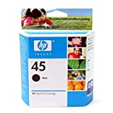 HP Tintenpatrone Nr. 45 schwarz