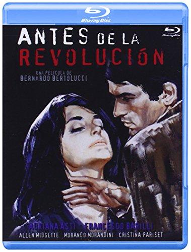 Antes de la revolución [Blu-ray] 516kZfWGptL