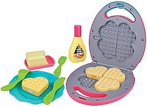 my-first-kenmore-waffle-maker-light-sound
