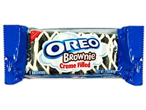 Oreo Brownie Creme Filled 3 OZ (85g) [Misc.]