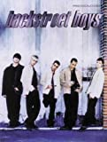Backstreet Boys: Piano/Vocal/Chords by Backstreet Boys (1998) Sheet music