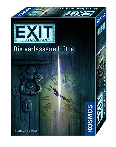 KOSMOS Games 692681 - Exit - The Game, The abandoned Hut