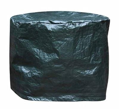Gardeco Cover-FB60Abdeckung für Feuerschale, bis 60cm Durchmesser, Grün