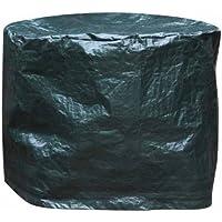 Gardeco COVER-FB60 Abdeckung für Feuerschale, bis 60cm Durchmesser, Grün