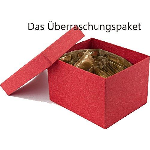 Das Kondomotheke Überraschungs-Paket, 30x Kondome: Katze im Sack - Probierset!