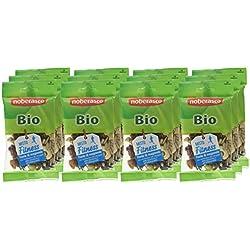Misto frutta secca ed essiccata Noberasco -Noberasco Bio Misto Fitness - 40 g- confezione con 12 pacchetti da 40g