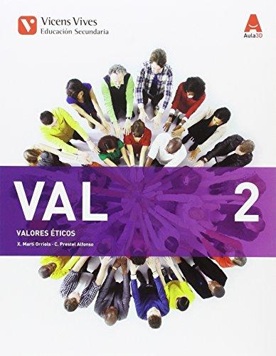 VAL 2 (VALORES ETICOS ESO) AULA 3D: 000001 - 9788468235745