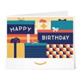 Birthday Packages - Printable Amazon.co.uk Gift Voucher