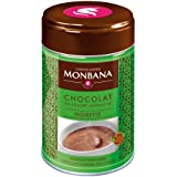Monbana Chocolat Noisette 250g POUDRE Boîte (min. 32% Cacao), 1er Pack (1x 250g)