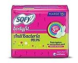 Sofy Bodyfit Anti Bacteria - 15 Count