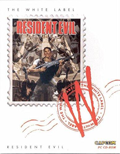 Resident Evil, The White Label, 1997, PC, Deutsch (Skateboard-spiele Für Pc)