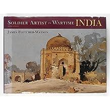 Soldier Artist in Wartime India