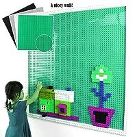 Swiftswan Classic Building Floor Board 32 X 32 Diy Building Blocks Dot Floor Board Children Educational Toys 3+