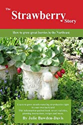 The Strawberry Story: How to grow great berries in the Northeast (English Edition)