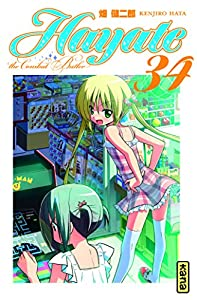 Hayate The combat butler Edition simple Tome 34