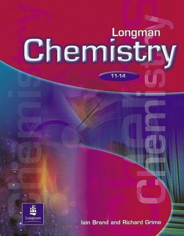 Science 11-14: Chemistry (LONGMAN SCIENCE 11 TO 14) by Grime, Richard, Brand, Iain (2002) Paperback