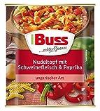 Produkt-Bild: Buss  Nudeltopf mit Schweinefleisch & Paprika ungarischer Art,  800 g