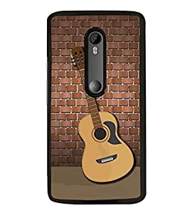 YuBingo Motorola Moto G3 :: Motorola Moto G (3rd Gen) :: Motorola Moto G3 Dual SIM 2D Designer Phone Back Case Cover ( The Acoustic )