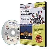 Französisch-Kindersprachkurs auf CD, Französisch lernen für Kinder
