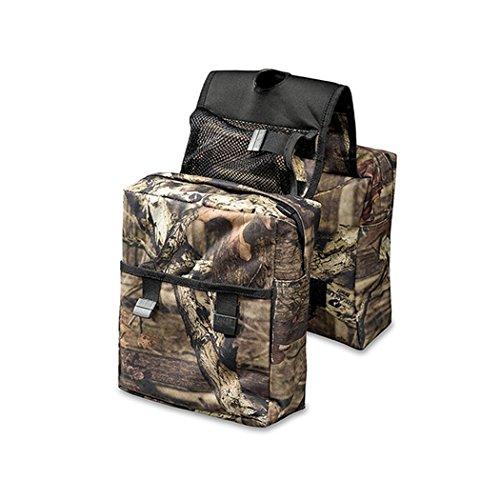 ATV Satteltasche–Universal langlebig Mossy Oak ATV Tank Bag Wasserdichte Rack Bage mit großer hinzufügen auf (Camouflage) (600 Denier Polyester-gewebe)