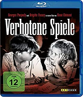 Verbotene Spiele - Arthaus Retroperspektive [Blu-ray]