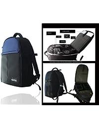 Paradigm Originals DSLR Camera Backpack With 15 Inch Laptop Compartment || Dslr Bag Cum Laptop Bag Cum Travel...