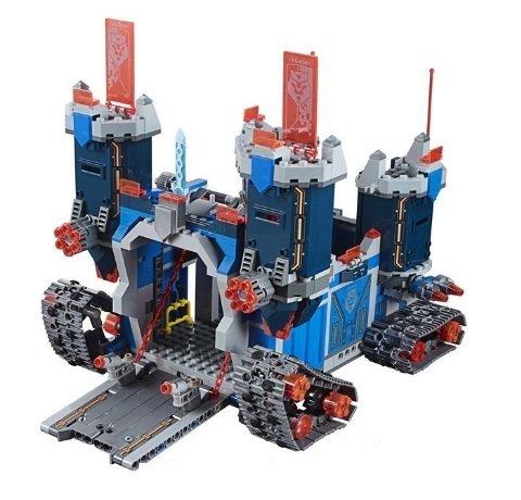 Preisvergleich Produktbild LEGO 70317 - Nexo Knights Fortrex - Die rollende Festung OHNE FIGUREN, Buch und Schilder!!!