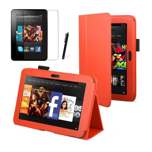 orange-luxury-multi-function-standby-case-for-the-new-kindle-fire-hd-7-tablet-16gb-or-32gb-with-buil