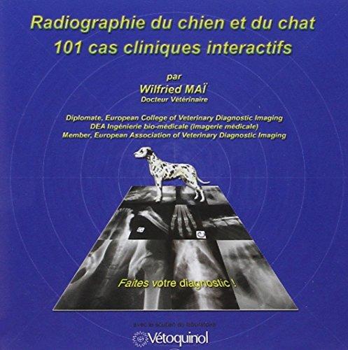 Radiographie du Chien et du Chat