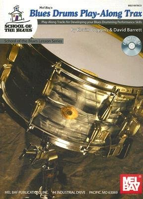 [(Blues Drums Play-Along Trax)] [Author: Kevin Coggins]