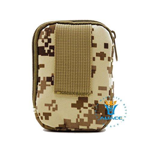 Multifunktions Survival Gear Tactical Beutel MOLLE Tasche Münzfach Münzfach Karte Tasche, Outdoor Camping Tragbare Travel Bags Handtaschen Werkzeug Taschen DDC