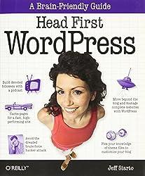 Head First WordPress: A Brain-Friendly Guide to Creating Your Own Custom WordPress Blog by Jeff Siarto (2010-08-02)