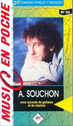 Souchon (music en poche n 36) - Hit Diffusion