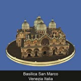 Scarica Libro Basilica San Marco Venezia Italia (PDF,EPUB,MOBI) Online Italiano Gratis