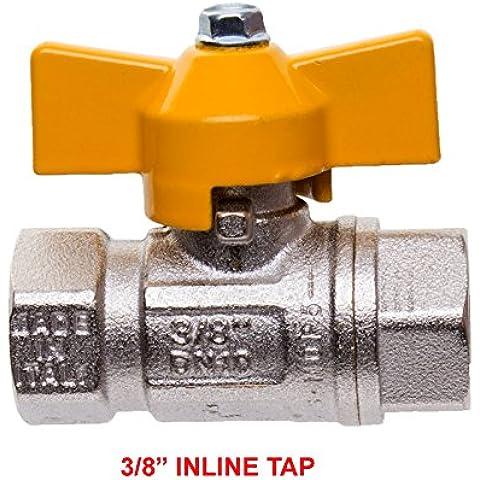 0,95 cm Micro-Alesaje válvula de bola/la válvula de cierre con rosca hembra