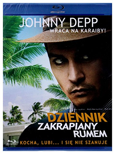 The Rum Diary [Blu-ray] [PL Import]