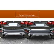 BMW X1 2016- EXKLUSIVE CHROM TUNING HECKKLAPPE LEISTE ZUBEHÖRTEILE