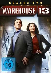 Warehouse 13 - Season Two [3 DVDs]